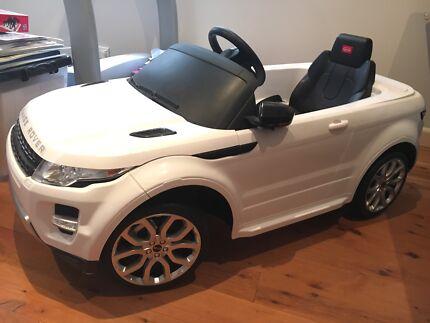 Land Rover Evoque Ride On Car