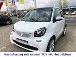 Smart smart fortwo coupe passion 1.Hand, Klimaaut.