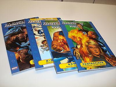 Die Ultimativen Fantastischen Vier Nr.1-4 komplett Sonderband Doom N-Zone usw.