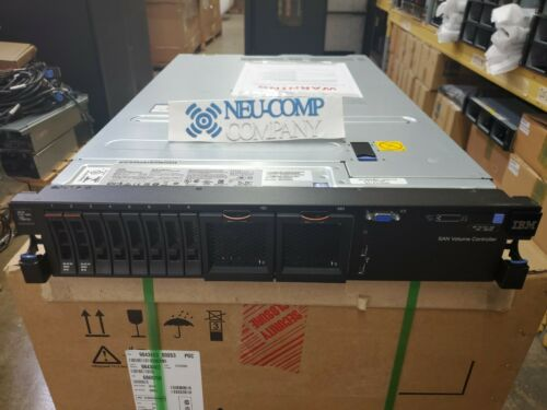 IBM 2145-DH8 SAN Volume Controller Complete