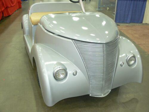 37 Cabriolet  Golf Cart Body Kit