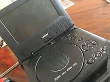Delay portable DVD player Canberra Region Preview