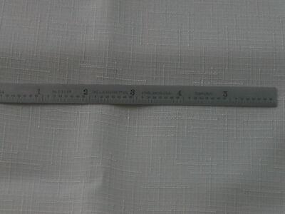 Starrett C309r-6 Full-flexible Steel Rule With Inch Graduations