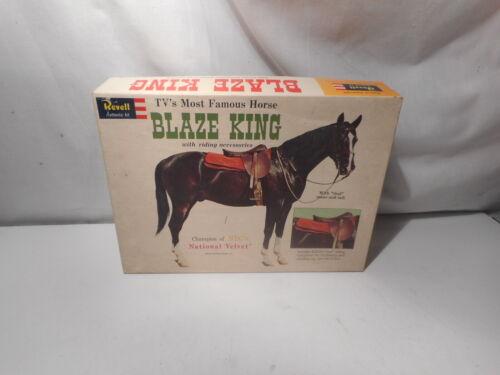 Model Kit Blaze King Horse