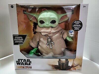The Child Baby Yoda Star Wars The Mandalorian Mattel NIB