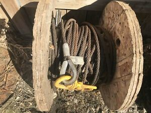 1/2 inch Winch Cable