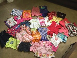 Large lot of 6 month clothes