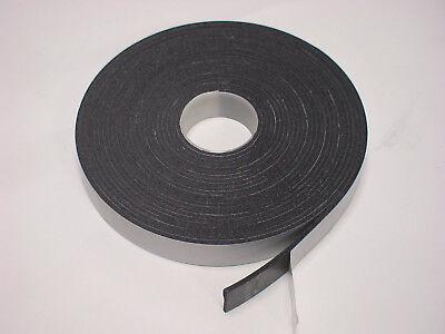 1Rolle 10mx30mmx3mm Dämmband Isolierband Vorlegeband a N