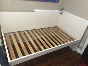 IKEA twin bed can also be a day bed