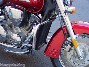 honda vtx 1300 crash bars | ebay
