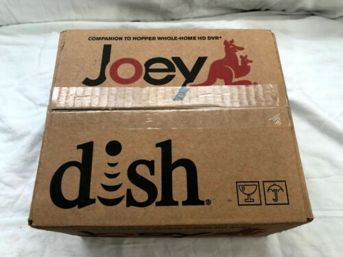 Joey Dish Network Satellite Remanufactured Sealed in Box.
