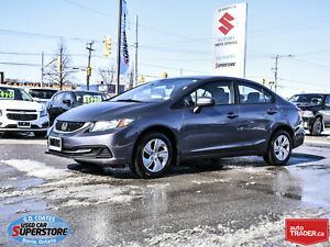 2015 Honda Civic LX ~Heated Seats