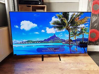 "LG OLED55B7V 55"" Flat HDR 4K UltraHD UHD Smart Internet WiFi OLED TV webOS 3.0"