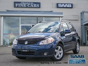 2010 Suzuki SX4 JLX   AWD   HEATED SEATS Automatic
