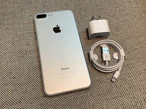 iPhone 7 Plus 128GB Silver Unlocked