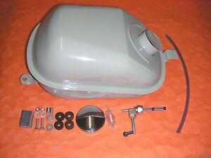 Tank Schwalbe pas.f. Simson KR51/1 /2 Gummi Filter Schrauben Deckel Benzinh.
