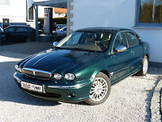 Jaguar X-TYPE 2.2 D Executive~Leder~Klima~1.Hd~Scheckh.