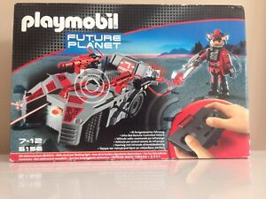 Playmobil Future planet, Remote controlled car