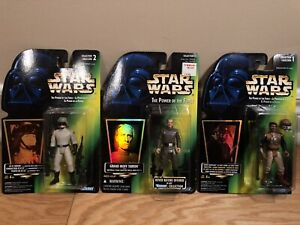 Star Wars POTF Set of 3