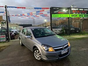 2005 Holden Astra CD Automatic Hatchback Thomastown Whittlesea Area Preview