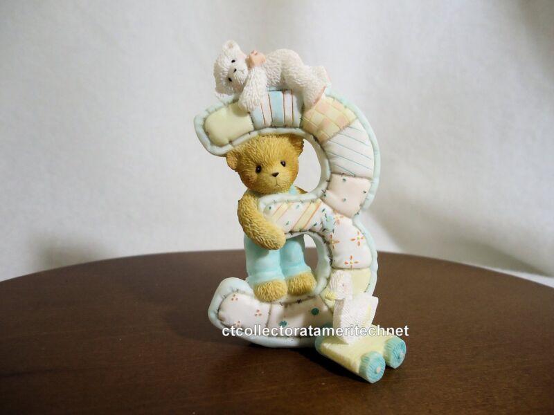 Cherished Teddies Teddies To Cherish Number Age 3  2004 NEW