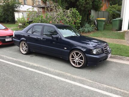 Mercedes w202,just spent over $3000 on new stuff