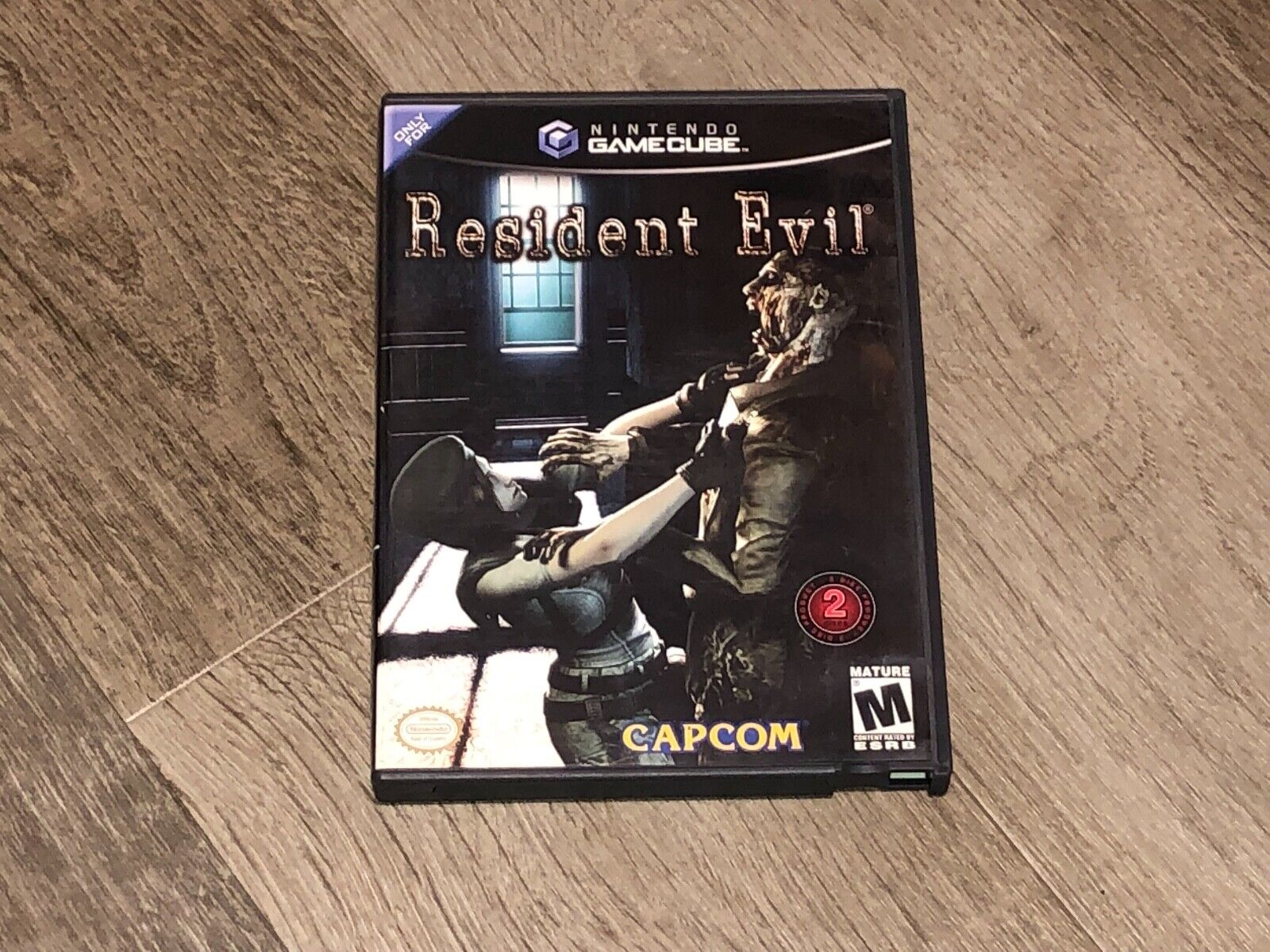 Resident Evil Nintendo Gamecube Wii Complete CIB