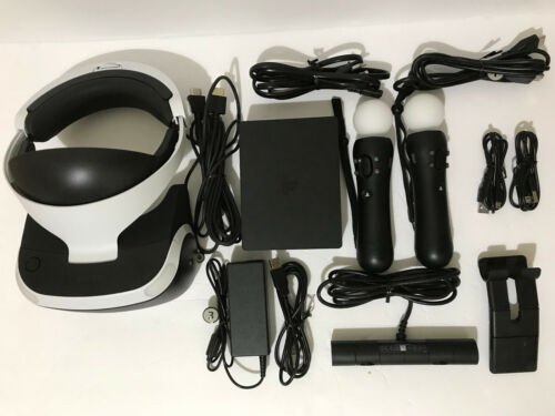 PlayStation VR - Sony PlayStation VR Bundle Headset, Camera and Controllers