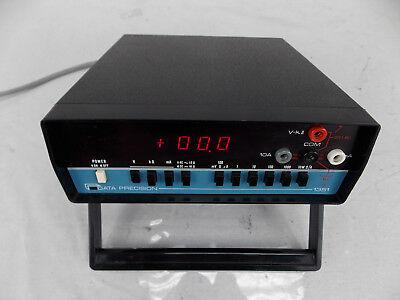 Data Precision Multimeter Model 1351