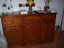 Kitchen stools and side board cabinet Penrose 2530 Wollongong Area Preview