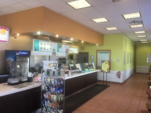 Quick service business for sale