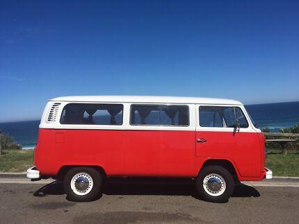 1973 Kombi Transporter