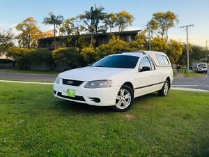 2007 Ford Falcon BF MKII Ute XL Auto Holland Park West Brisbane South West Preview