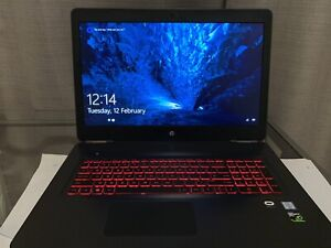 HP Omen Gaming Laptop Gtx 1070, 4k 17.3 inch.