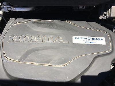 2016 2017 Honda Pilot engine automatic all wheel drive AWD