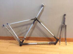 Marinoni road bike frame