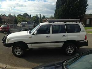 2000 Toyota LandCruiser Gxl Turbo diesel Ferntree Gully Knox Area Preview