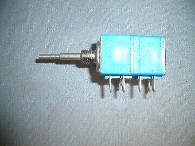 5 pcs 500K Ohm 2-Gang 1-Turn Guitar Potentiometer PDB182-GTRB1-504MN Bourns