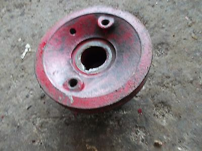 Massey Harris Pony Tractor Engine Motor Main Front Crank Crankshaft Pulley
