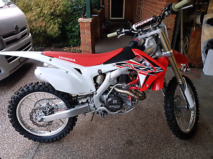 FOR SALE 2016 CRF450R Camden Camden Area Preview