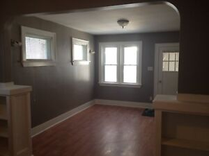 Gorgeous 2 bedroom with fenced yard just steps from down town