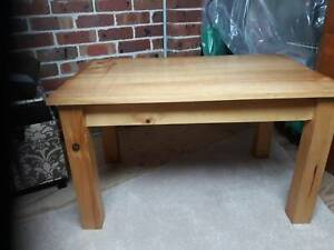 Coffee table pine West Pennant Hills The Hills District Preview