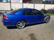 Wrecking Vz ssz ls1 v8 commodore sedan vy vx vt The Entrance Wyong Area Preview