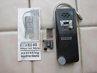 Tif Instruments Hld 440 Halogen Leak Detector Wmanual Lots More Listed