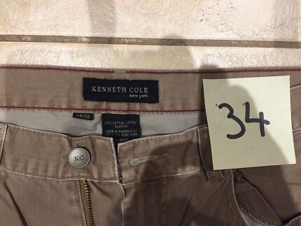 Lot 34 - Kenneth Cole designer jeans