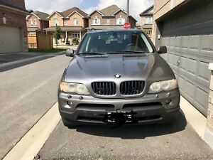 2004 BMW X5 3.0 As-is