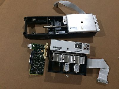 Agilent 6890 Ecd Detector Parts Epc G1533-60520 With G1533-60010g1533-60020