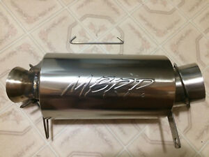 Mbrp exhaust can F7 F6