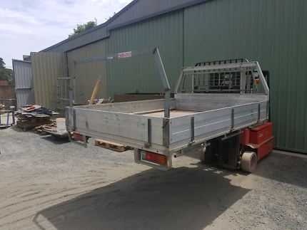 #23 SINGLE CAB ALLOY TRAY TRITON Healesville Yarra Ranges Preview
