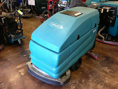 Tennant 5700 32 Disk Floor Scrubber